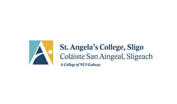 Logo of St Angela's College, Sligo