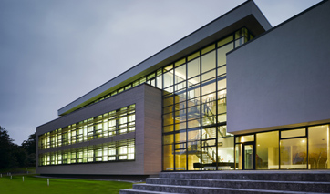 Phptp of St Angela's College, Sligo
