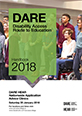 Image. Disability Access Route to Education (DARE) Application Handbook 2017.